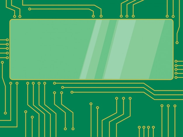Microchip banner