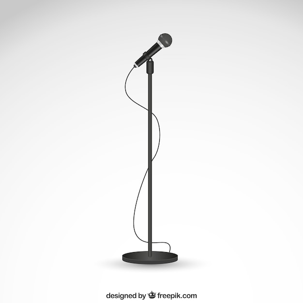 microphone vectors photos and psd files free download rh freepik com microphone vector images microphone vector free