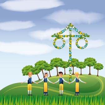 Праздник майских праздников