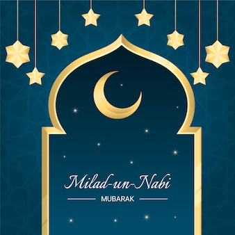 Milad un nabi greeting