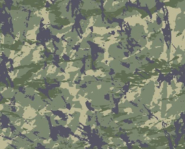 グランジスタイルの軍事背景