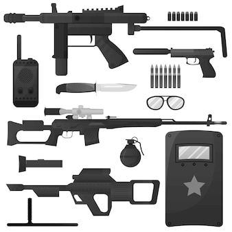 Military weapon