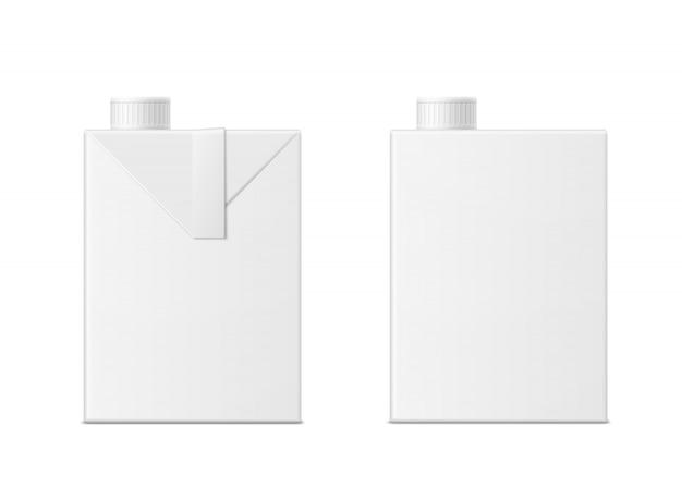 Milk or juice box
