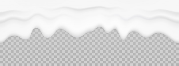 Milk liquid texture.  yogurt dripping cream seamless background