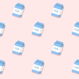 우유 패턴