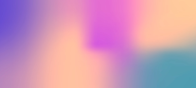 Minimal abstract fuid holography gradient background. vector templates for placards, banners, flyers, presentations and reports