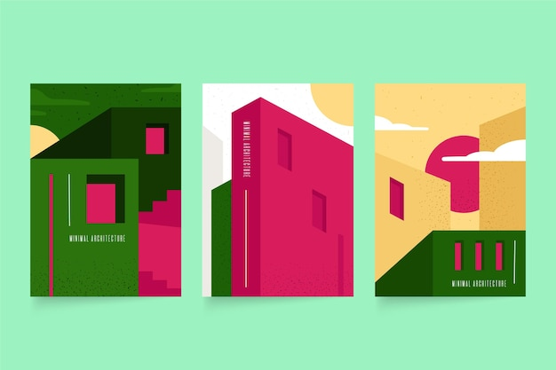 Minimal architecture covers collection