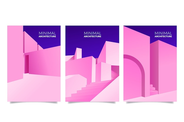 Minimal architecture covers set