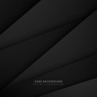 Minimal dark background