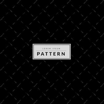 Minimal dark line pattern