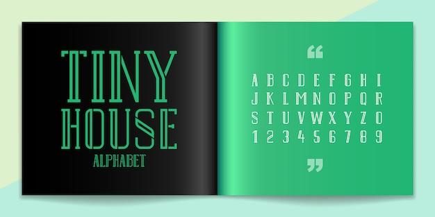 Минимальный набор шрифтов и алфавита.