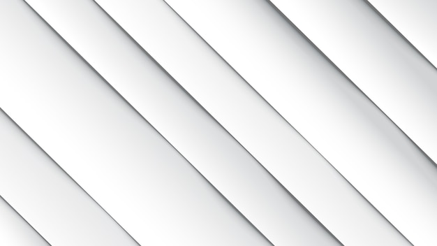 Minimal geometric abstract white background,paper effect. futuristic design gradient with stripes. illustrations