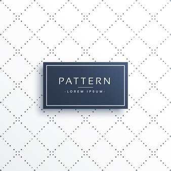 Minimal line dots diamond shape pattern background
