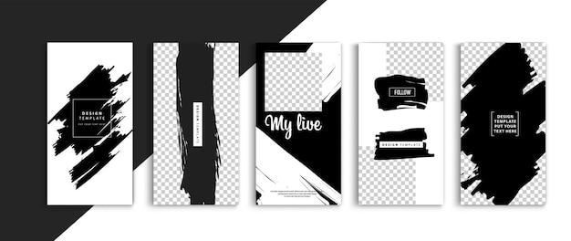 Минималистичный современный дизайн обложки динамические красочные градиенты будущие геометрические узоры