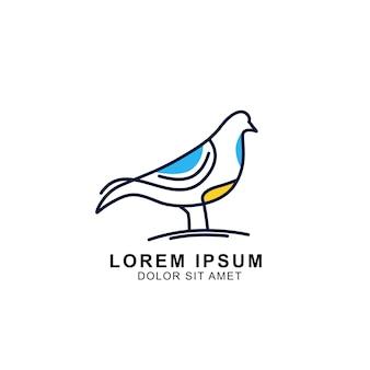 Минимальный логотип