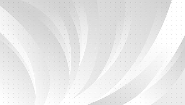 最小限の白い背景デザイン