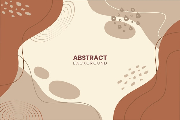 Minimalist abstract background template for cover banner poster flyer and other