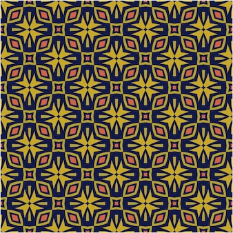 Минималистский абстрактный узор фона в этническом стиле