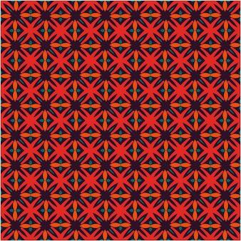 ミニマリストの抽象的なシームレスなパターンデザイン