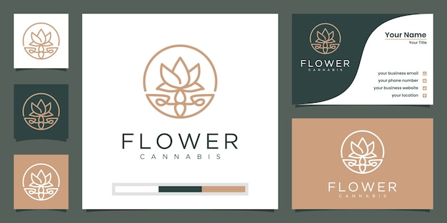 Minimalist elegant flower rose luxury beauty salon, fashion, skincare, cosmetic, yoga and spa.