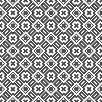 Minimalist geometric abstract seamless pattern