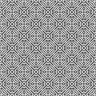 Минималистский геометрическая линия абстрактный бесшовный фон