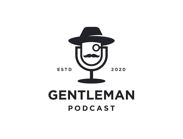 Minimalist man podcast logo