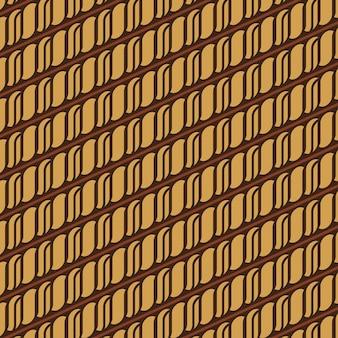 미니멀한 모던 바틱파랑 패턴