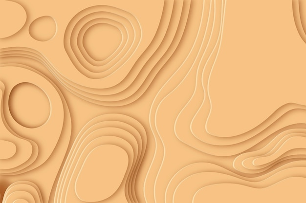Minimalist topographic map wallpaper