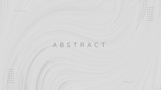 抽象的なテクスチャとミニマリストの白い背景