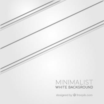 Minimalista sfondo bianco