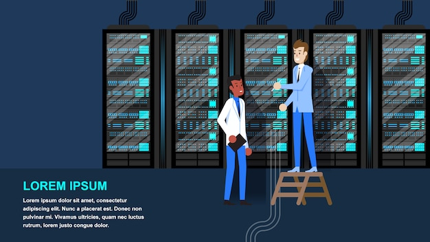 Mining farm rack diagnostic and synchronization.