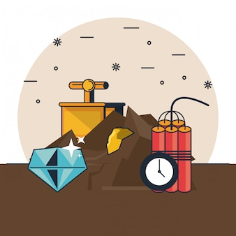 Mining and tools