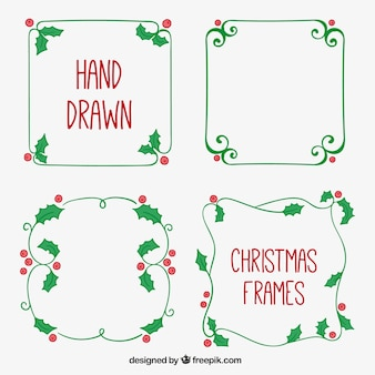 Mistletoe frame set