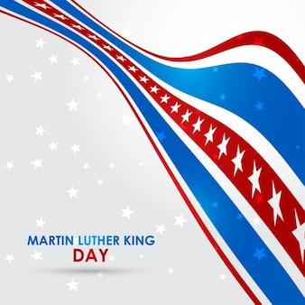 Mlk日祝うためにマーティン・ルーサー・キング・ジュニアの2016年12月29日イラスト