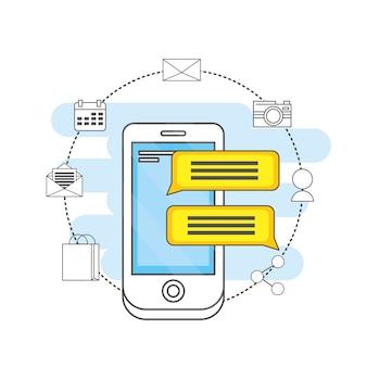Мобильные приложения технологии социальные сети