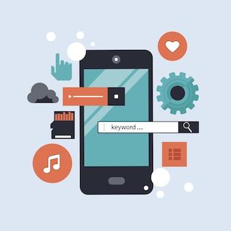 Разработка мобильных приложений и мобильных приложений