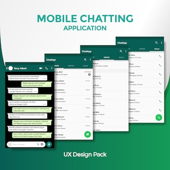 Mobile Chatting Application