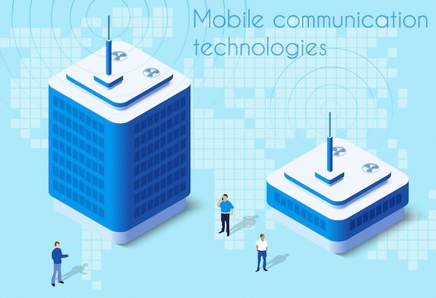 Mobile communication technology