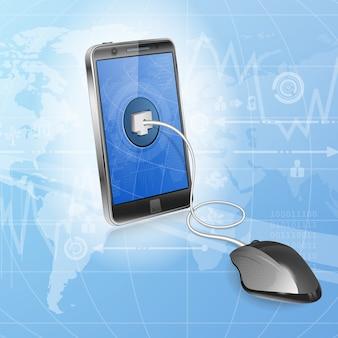 Mobile computing concept