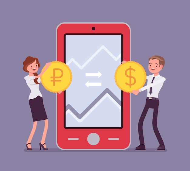 モバイル外貨両替