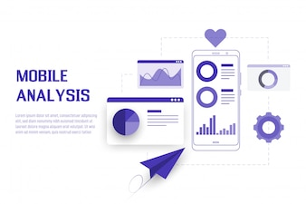 モバイルデータ分析、調査、計画、および統計