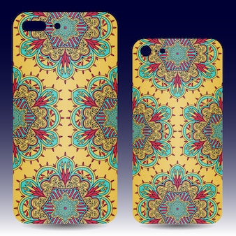 Mobile phone case design