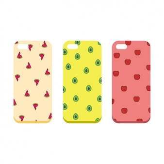 Mobile phone cases collection