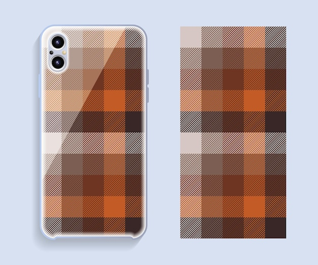Mobile phone cover design