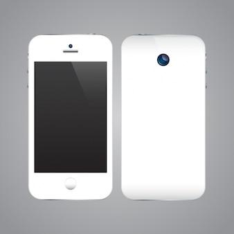 Мобильный телефон макете