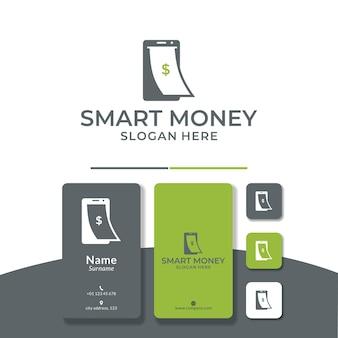 携帯電話の支払いのロゴデザイン