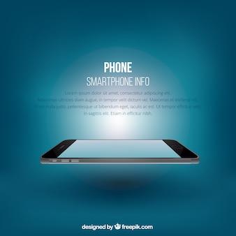 携帯電話のテンプレート