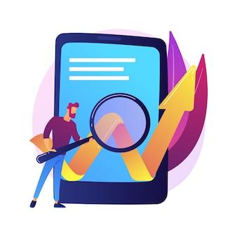Ottimizzazione del software mobile. sviluppo aziendale
