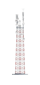 移動通信塔ネットワーク技術